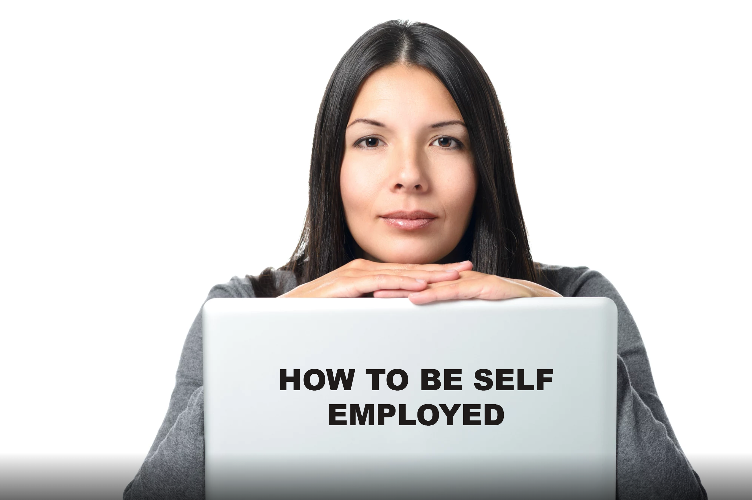 how to be self employed